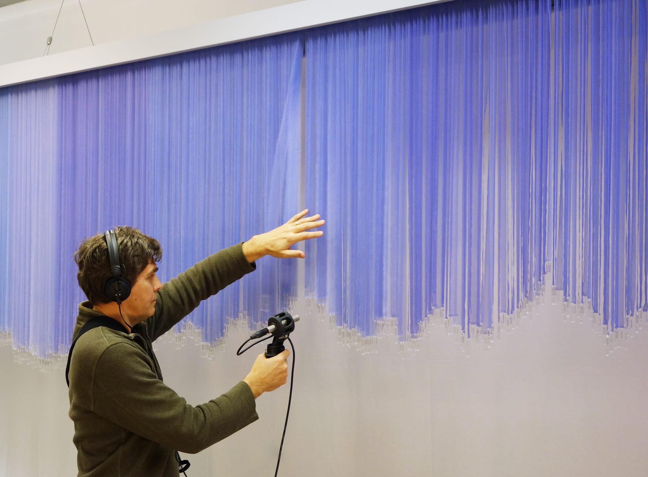 Peters recording, studio installation.